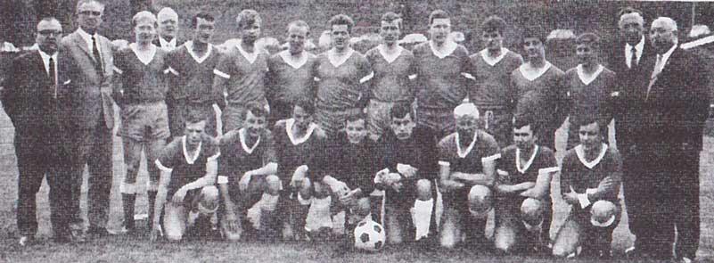Die Meistermannschaft von 1968