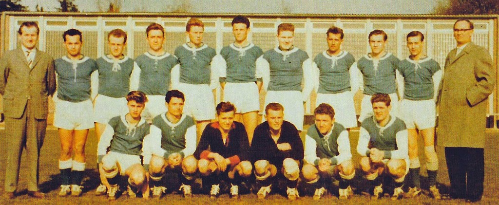 Meistermannschaft II. Amateurliga 1960