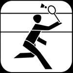 icon_badminton_schwarz_auf_weiss_250px