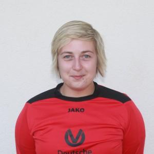 Verhinderte eine höhere Niederlage: Torfrau Carina Steinbach